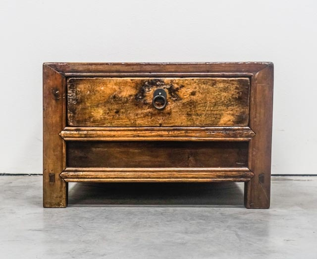 Small one-drawer side table