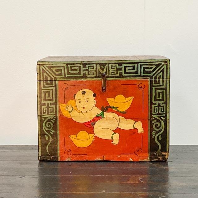 Small decorative chest