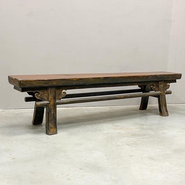 Antique long bench