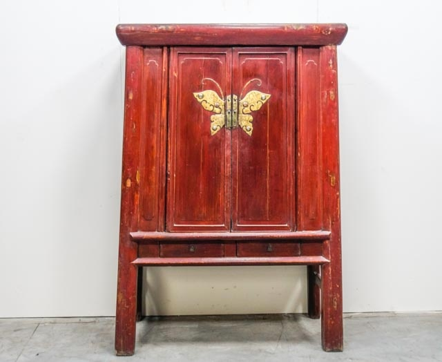Large butterfly cabinet