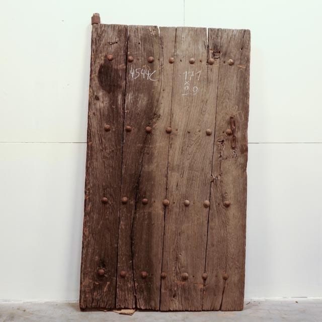 Single weathered Shanxi doors