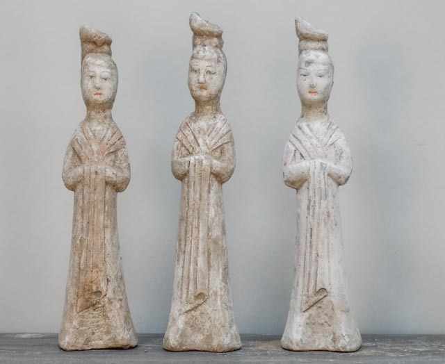 Tang dynasty statue