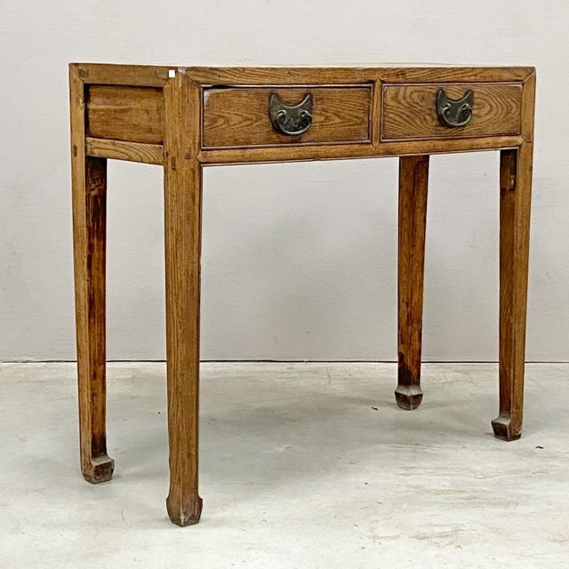 Small elegant side table or desk