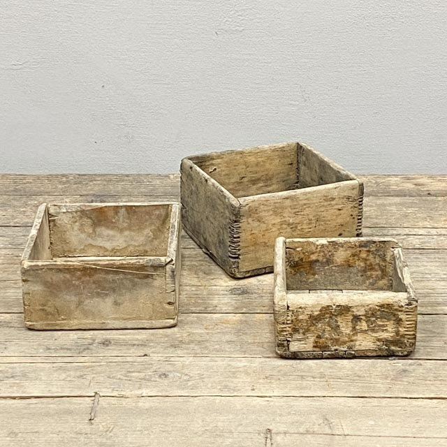 Small square rice holder