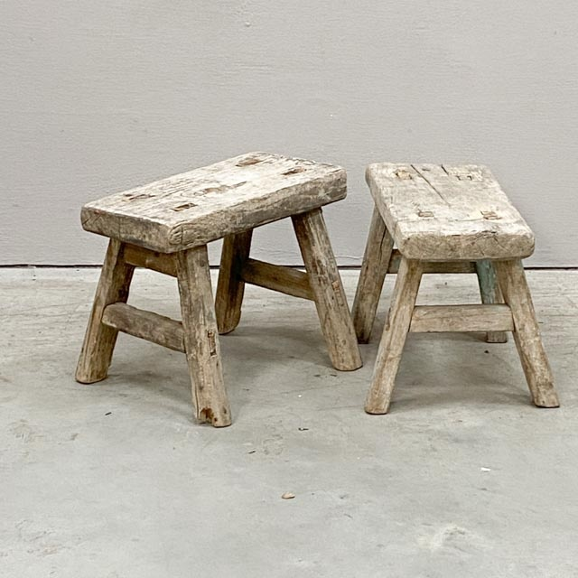 Small worker's stools